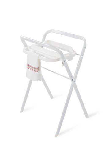 Hoppop Stato Bath Stand (White)