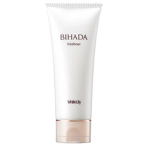 ホワイトリリー BIHADAフレッシュナー 100g 洗顔料