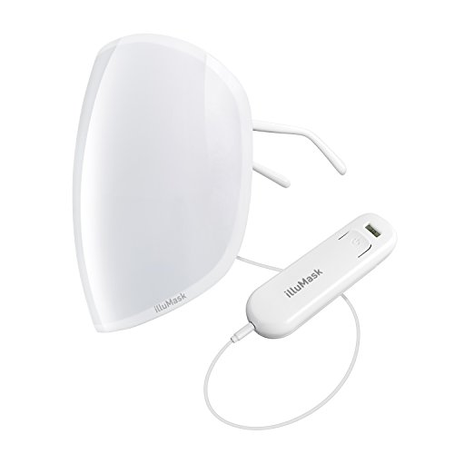 illuMask Wrinkle Light Therapy Mask (Red Light Therapy For Wrinkles compare prices)