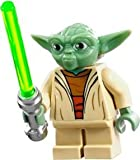 Lego Star Wars Yoda Minifigure (2013)