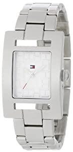 Tommy Hilfiger Women's 1781065 Fashion TH Logo Bracelet Watch