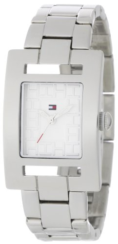 Tommy Hilfiger Women&#8217;s 1781065 Fashion TH Logo Bracelet Watch