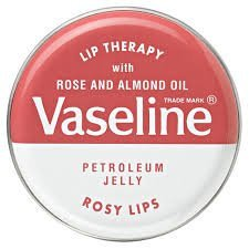 Vaseline Lip Therapy ヴァセリン 20g Rosy Lips