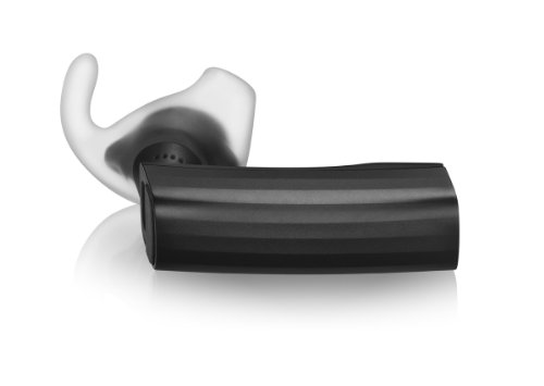 Era By Jawbone Bluetooth Headset - Black Streak - Retail Packaging
