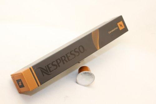 Buy 10 Caramelito Nespresso Capsules Espresso Lungo Nestle from Nestlé