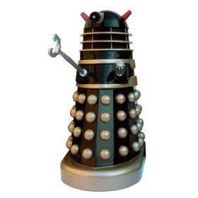 DR Who Infra Red Black Dalek