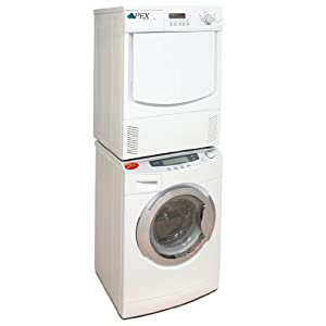 stackable washers and dryers thor apex stackable washer and ventless