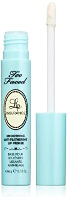 Too Faced Cosmetics Lip Insurance, 0.15 Ounce