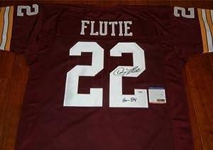 Doug Flutie Signed Jersey - with Heisman 84 Inscription JSA - Autographed College... by Sports+Memorabilia