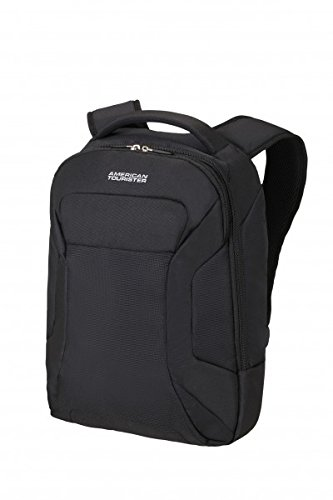 american-tourister-road-quest-laptop-zaino-156-poliestere-solid-black-185-litri-43-cm