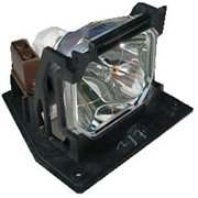 Electrified TLP-LV1 Replacement Lamp with Housing for Toshiba Projectors - 150 Day Warranty