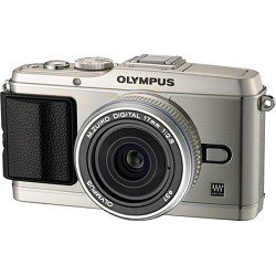 Olympus PEN E-P3 12.3 MP Digital Camera  17mm