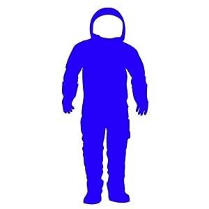 cosmonaut space suit silhouette -#main