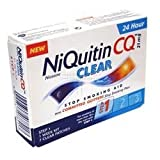 NiQuitin CQ Clear 21mg Step 1 Patches