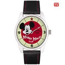 """Mickey Mouse Club"" Watch"