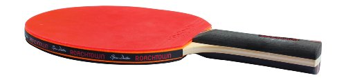 Fantastic Deal! Ping Pong Paddle by Roachtown - Table Tennis Racket for Beginner and Intermediate Pl...