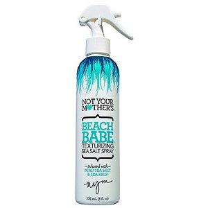 Not Your Mothers Beach Babe Texturizing Sea Salt Spray, 8 oz