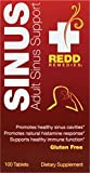 Redd Remedies Adult Seasonal Sinus Support 100 Tabs