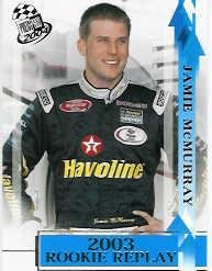 Buy 2004 Press Pass #88 Jamie McMurray RR by Press Pass