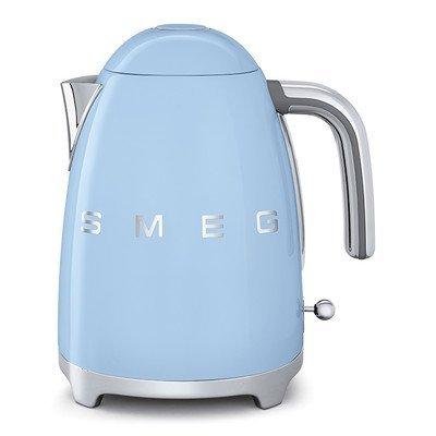 Smeg 1.7-Liter Kettle-Pastel Blue