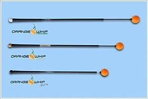 Orange Whip Trainer Golden 44 by Jimmy Hack Golf, LLC
