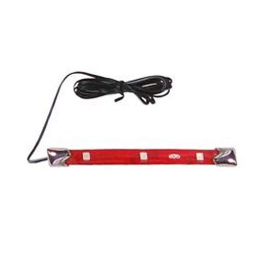 "Cipa 93271 Red 4"" Ultra Bright Flexible Replacement Led Light Strip"