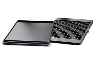 Weber Genesis 300 Series Two Sided Gas Grill Cast Iron Coated Griddle 7532 (Genesis Griddle compare prices)