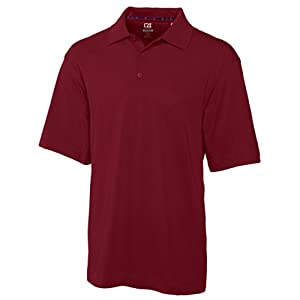 Cutter & Buck Men's CB Drytec Championship Polo, Chutney, Large