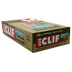 Clifbar Clifbar Clif Bars - 12 Pack Sierra Trail Mix Sierra Trail Mix, One Size - Men'S