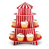 Big Top Cupcake Holder Set Party Accessory