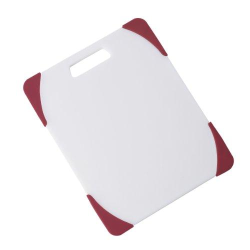 Farberware 8x10-Inch Poly Board with Non-slip Corners