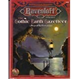 The Gothic Earth Gazetteer (Ravenloft Masque of the Red Death Accessory)by William W Connors