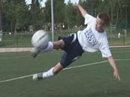 Strictly Soccer Individual Skills Video