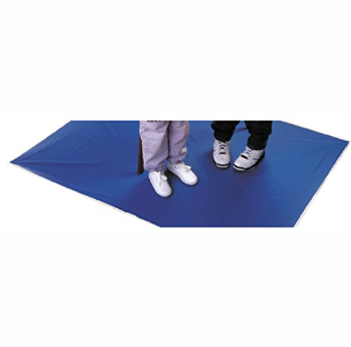 Kinder Mess Mat Blue 42 X 54 Inches