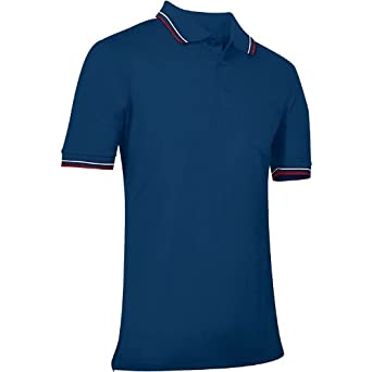 Buy Baseball Umpires Dri-Gear Polo Shirts in 5 Colors - Mens Small to 5XL by Joe's USA