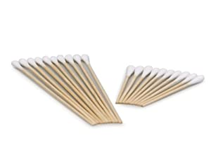 Q-TIPS Cotton-Tipped Applicators, Non-Sterile, Size: 6 inches - 1000 ea / Box