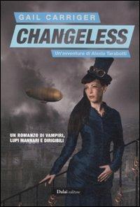Cover Changeless. Il protettorato del parasole: 2