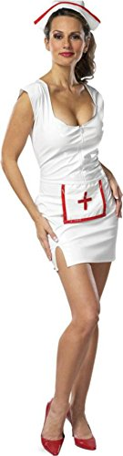 Cinema Secrets Womens Sexy Medical Nurse Feelbetter Theme Party Fancy Costume