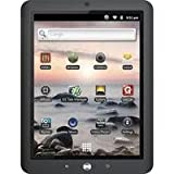 Coby Kyros 8-Inch Android 2.3 4 GB Internet Touchscreen Tablet – MID8125-4G (Black)