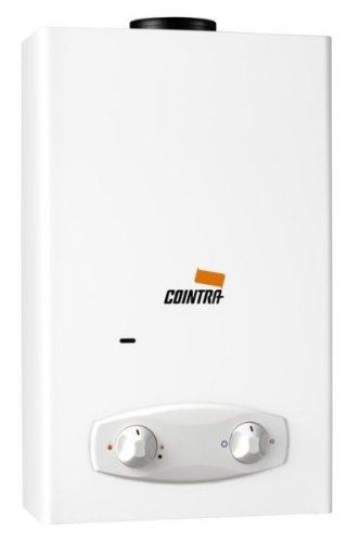 Optima COB-5p Gas Durchlauferhitzer Propangas 5 Liter pro Minute, 10,1 KW