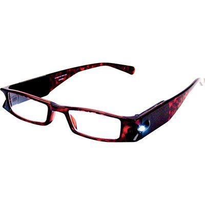 LightSpecs Nighttime Readers - Available in Several Strengths