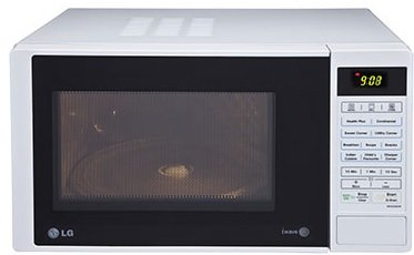 LG MH2342DW 23-Litre Grill Microwave Oven