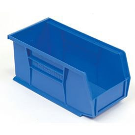 Akro-Mils 30230 Plastic Storage Stacking Hanging Akro Bin, 11-Inch by 5-Inch by 5-Inch, Blue, Case of 12 (30lb Storage Container compare prices)