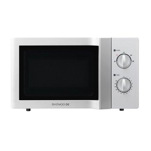daewoo kor6l65sl stylish manual microwave oven 20l 800w 20. Black Bedroom Furniture Sets. Home Design Ideas