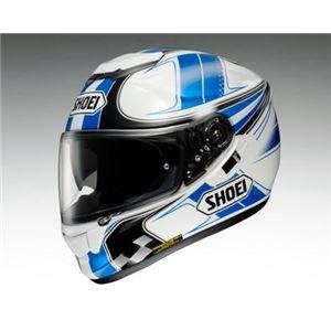 ショウエイ(SHOEI) ヘルメット GT-AIR REGALIA TC-2 ブルー/ホワイト M