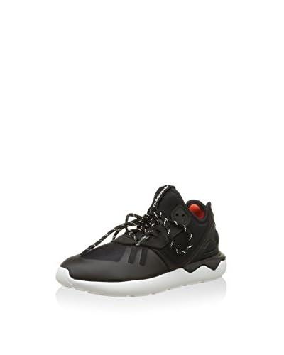 adidas Sneaker Tubular Runner I Kinder  [Nero/Bianco]