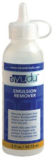 Yudu 2 Ounce Emulsion Remover