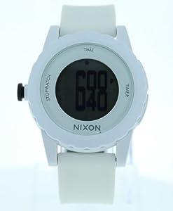 Nixon A326 1100 The Genie White Magic 8 Ball Feature Digital Watch