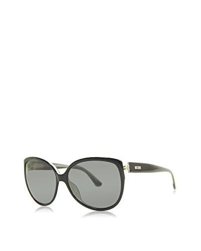 Moschino Gafas de Sol 64001 (57 mm) Negro
