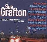 echange, troc Sue Grafton - 10 Kinsey Millhone Mysteries (Kinsey Millhone Mystery)